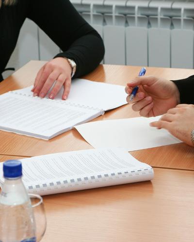 People doing Audit & Assurance work
